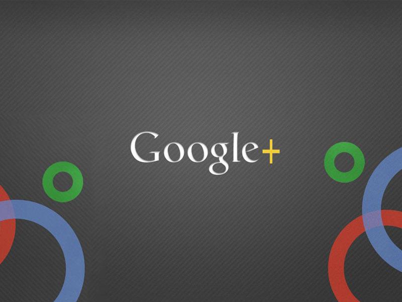 Google Plus +