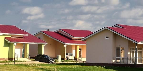 Дешёвый одноэтажный дом