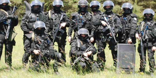 GCOS - командование специальных операций Франции