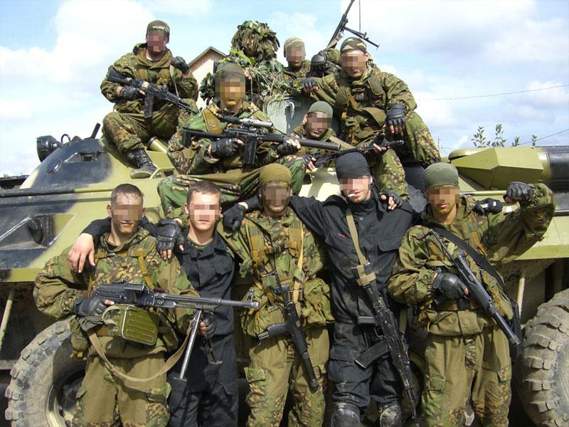 Главное Разведывательное Управление России
