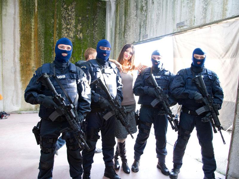 NOCS - полицейский спецназ Италии