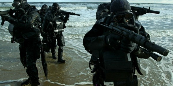 Спецназ SAS