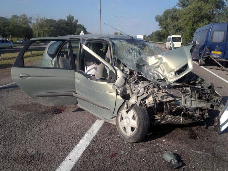 ДТП - Дорожно-транспортное происшествие