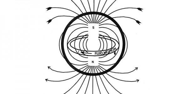 Силовое поле магнита