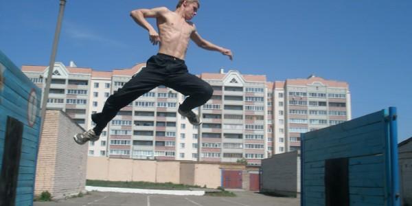 Тренировка прыгучести