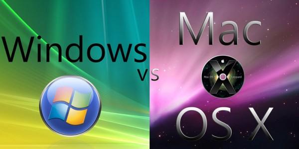 Windows и Mac OS X