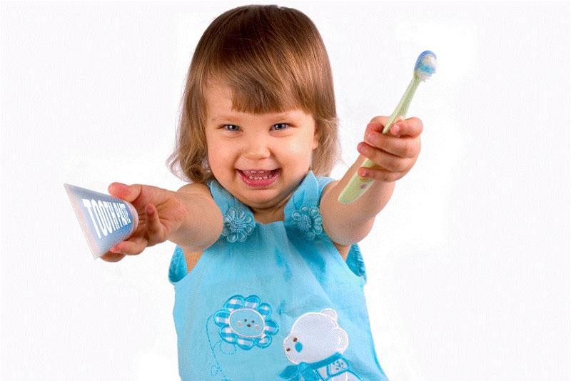 Гигиена зубов и полости рта с раннего возраста