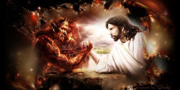 Вечная борьба зла и добра