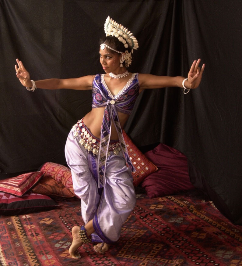 Ошо советует танец Натарадж