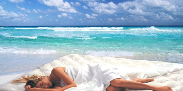 Сны на берегу моря