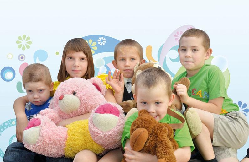 Воспитание детишек
