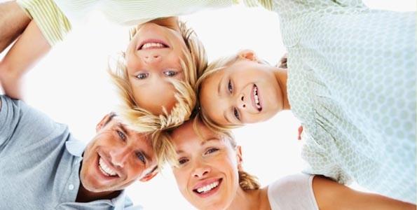 Богатая духом семья