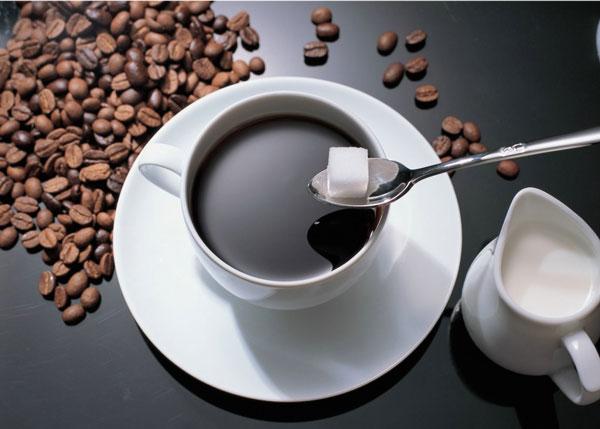 Кофе с сахаром