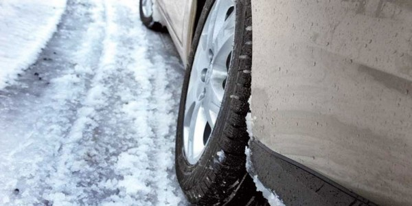 Управление автомобилем в зимнее время