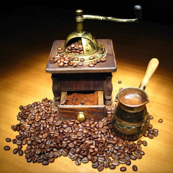 Кофе и турка