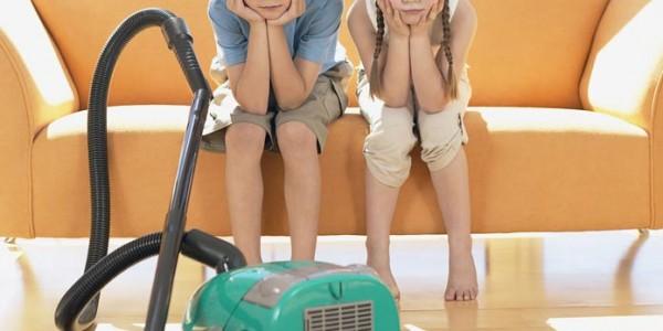 Приучиные дети к чистоте