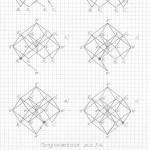 Глава 2. Трёхмерная проекция четырёхмерного гиперкуба (тессеракта)