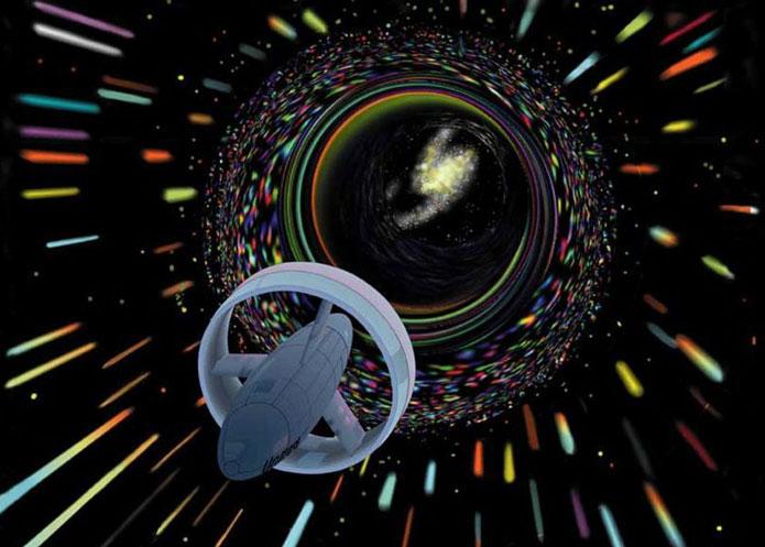 Путешествие в другие галактики