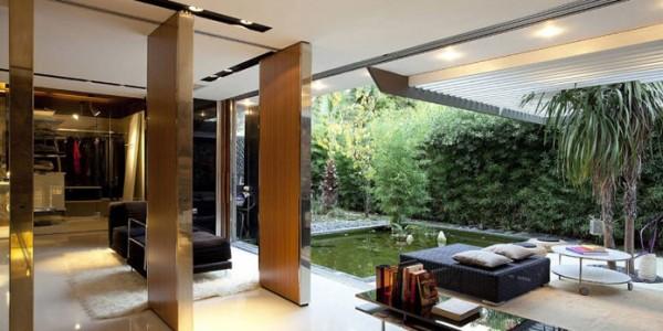 Сочетание природы с безопасностью в доме