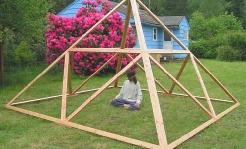 Воздействие пирамиды
