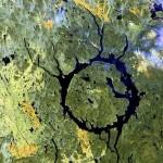 Крупнейшие кратеры на земле от метеоритов