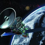 Процесс запуска спутника и вывода на орбиту земли