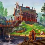 Храм Бога Свентовида