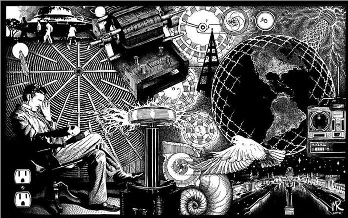 Изобретения Николы Тесла