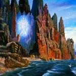 Явление богини Арктиды гиперборейским поморам
