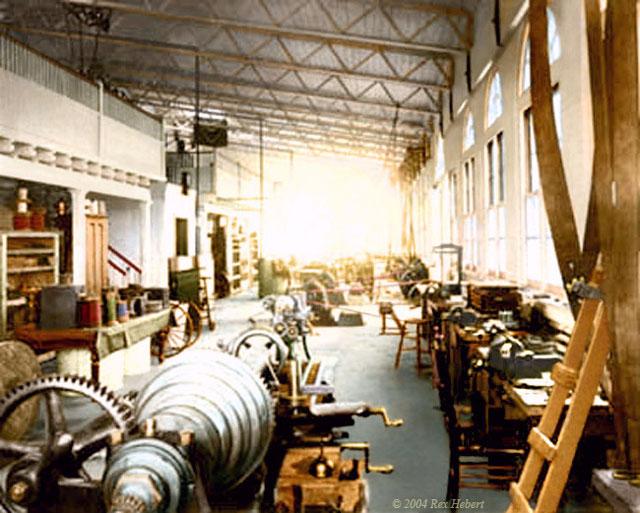 Лаборатория Wardenclyffe - 1903