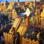 В городе князя ящера. кристалл из гипербореи