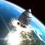 Проект «Орион» «To Mars by a Bomb»