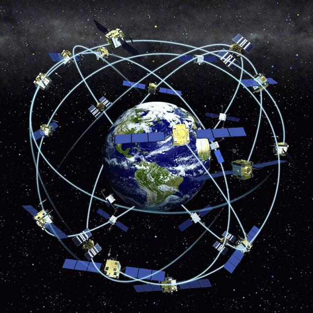 ГЛОНАСС и GPS