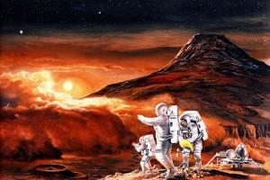 Первопроходцы на планете Марс