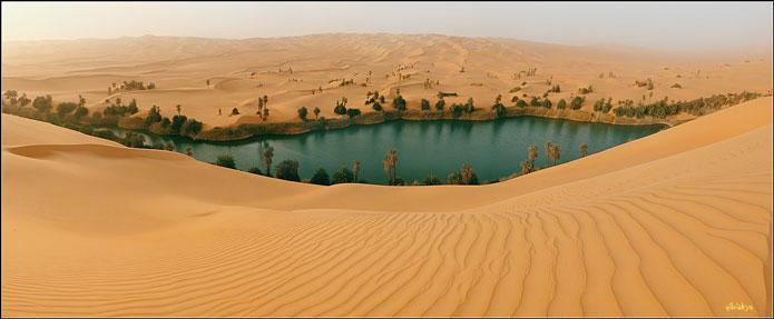 Цивилизация в пустыне Сахары
