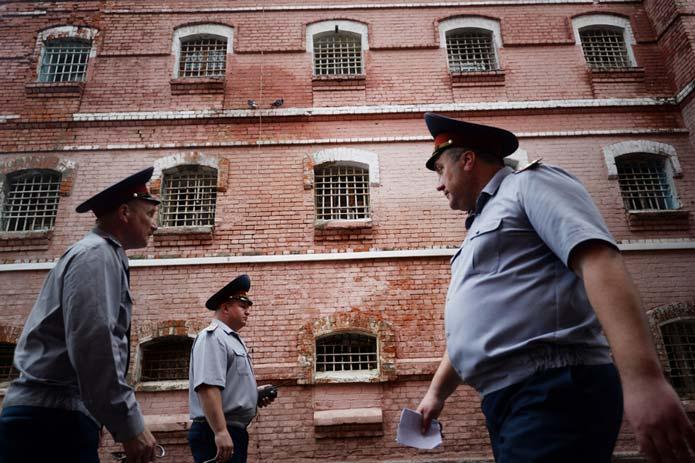 Соблюдение тюремных правил