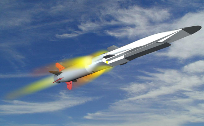 Advanced Hypersonic Weapon