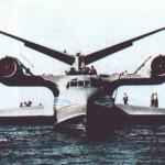 Экраноплан — судно на динамической воздушной подушке