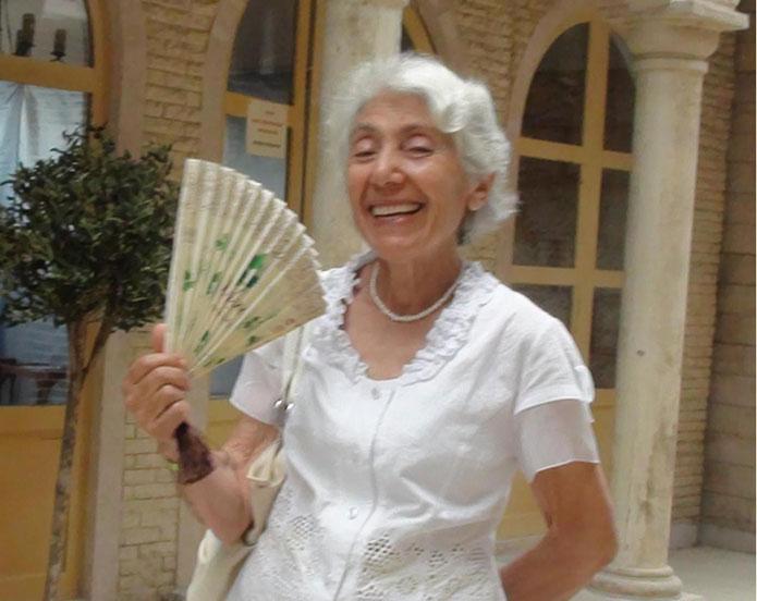Марва Оганян активист очищения организма методом сыроедения
