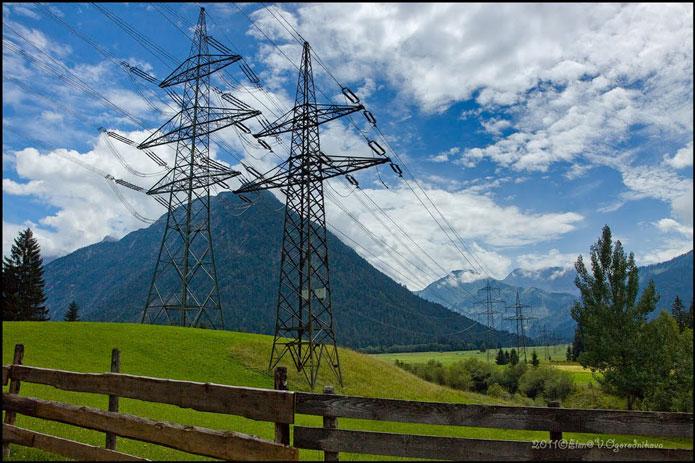 Электрификация труднодоступных поселений