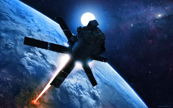 Передача солнечной энергии с космоса