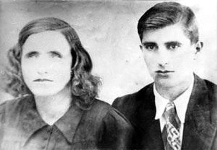 Ванга и её муж