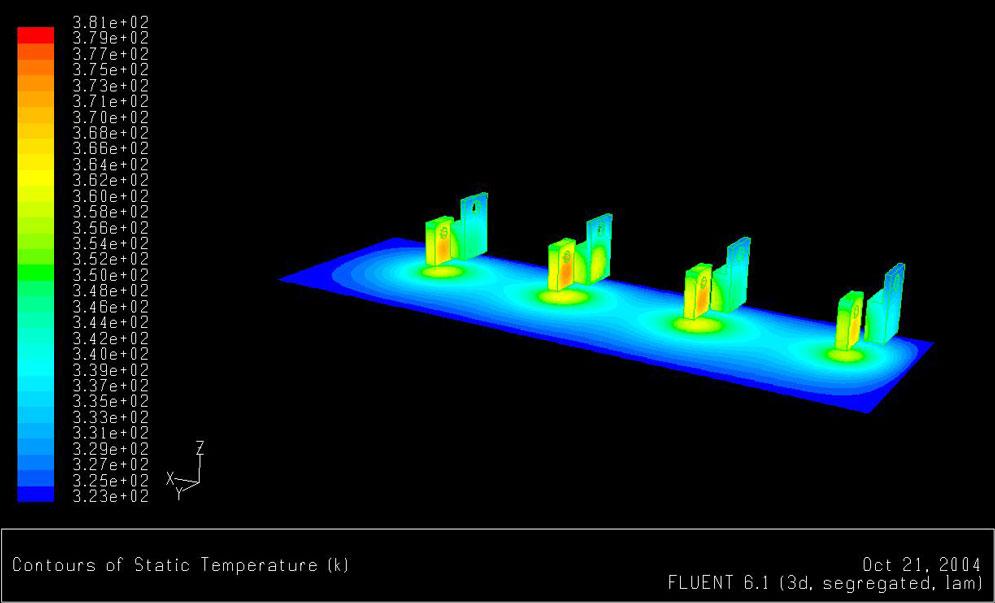 Охлаждение электрического оборудования
