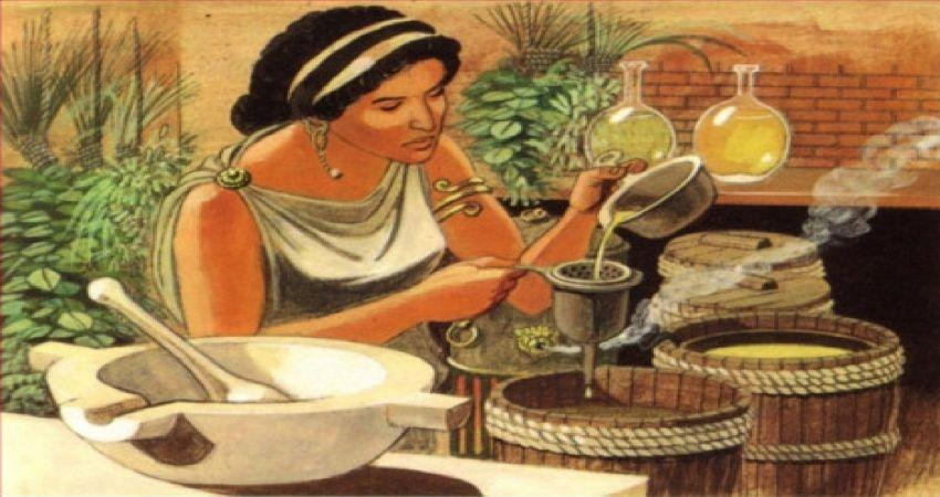 Эфирные масла с древних времен широко применялись в медицине и косметологии