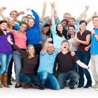 Проблема единения людей в коллективы единомышленников