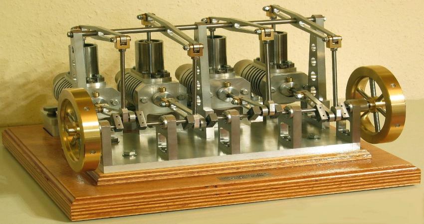 Двигатель Старлинга