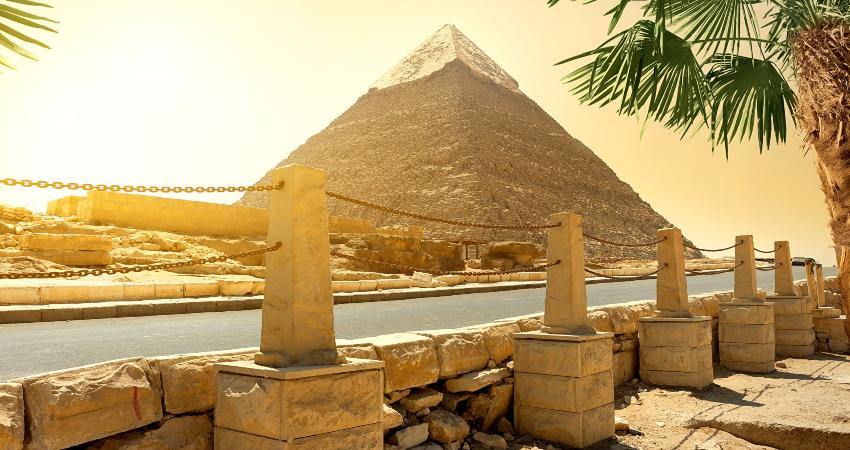 Египетские пирамиды: величайшая тайна древности