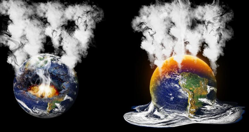 Глобальное потепление правда или нет