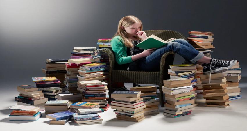 Книги это путь к саморазвитию