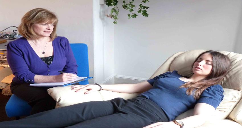 Лечение с помощью гипнотерапии